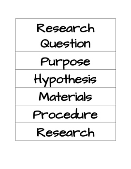 Science fair labels pdf related keywords science fair for Science fair labels templates