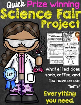 Science Fair Project by Pencils and Panthers