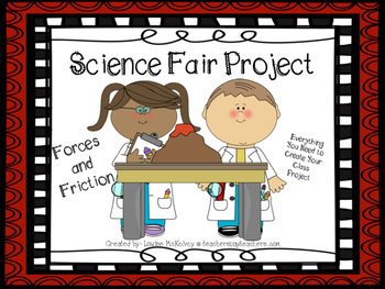 Science Fair Project - Forces Friction