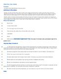 Science Fair Project Idea Sheet - Create A Geode