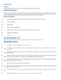 Science Fair Project Idea Sheet - Erosion Cake Soil Weathe