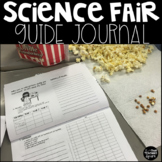 Science Fair Project Journal