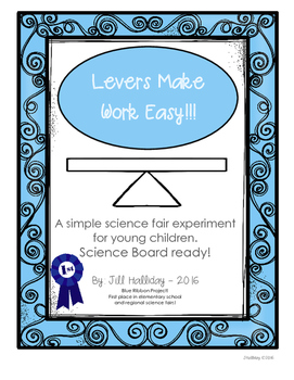 Science Fair Project - Levers