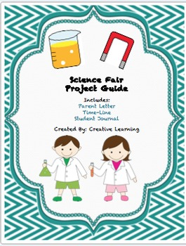 Science Fair Project Outline - EDITABLE VERSION