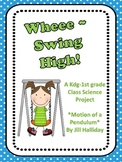 Science Fair Project - Pendulum Swing