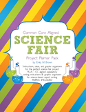 Science Fair Project Planner Pack!