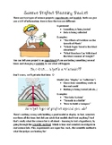Science Fair Project Planning Packet