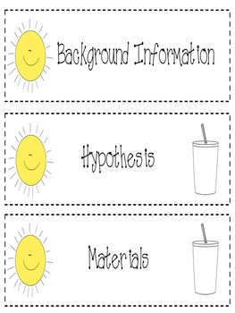 Science Fair Project - Testing Cups as Insulators