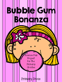 Science Fair Project for the Primary Grades - Bubble Gum