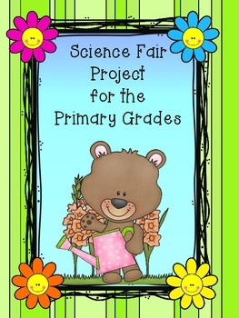 Science Fair Project for the Primary Grades - Watering Plants