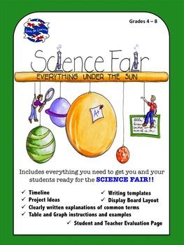 Science Fair Ready!!