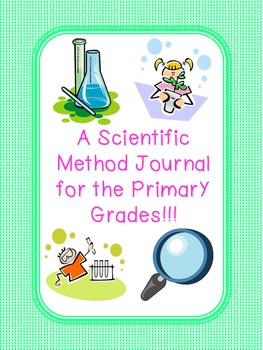 Science Fair - Scientific Method Journal for Primary Grades
