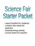 Science Fair Starter Packet
