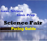 The Guide: Less Prep Science Fair Bundle 2016/ 2017 *Free UPDATES*