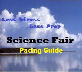 The Guide: Less Prep Science Fair Bundle 2016/ 2017 *Free