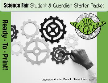 Science Fair: Student & Guardian Starter Packet