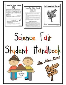 Science Fair Student Handbook
