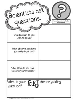 Science Fair Student Pages