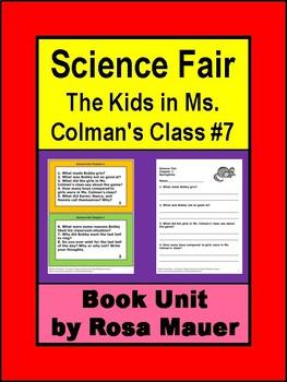 Science Fair (The Kids in Ms. Colman's Class #7) by Ann M.