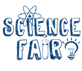 Science Fair Tri-Fold Labels Packet