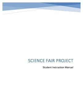 Science Fair complete program upper elementary (instructio