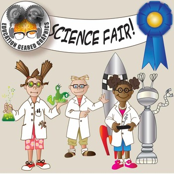 Science Fair for classroom and commercial use.