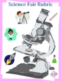 Science Fair Rubric