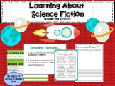 Science Fiction Presentation and Quick Activity