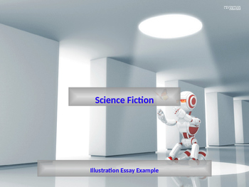 Science Fiction - An Example Lesson for Illustration Essays