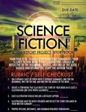 Science Fiction Book Report Project