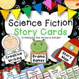 Science Fiction Creative Writing and Drama