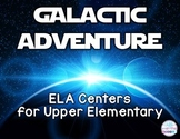 Galactic Adventure Science Fiction ELA Centers for Upper E