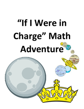 Science Fiction Math Adventure (Fractions, Averages, Negative Numbers, Geometry)