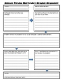 Science Fiction Narrative Writing Graphic Organizer