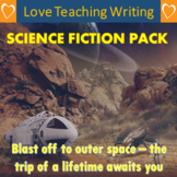 Science Fiction Writing Pack