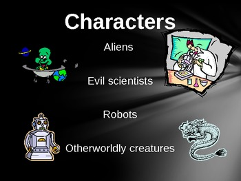 Science Fiction PowerPoint