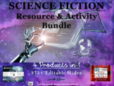 Science Fiction Resource and Activity Bundle