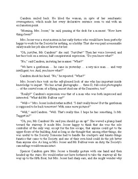 Science Fiction Short Story - What the Left Hand Was Doing