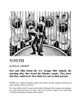 "Science Fiction Short Story - ""Youth"""