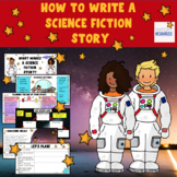 Science Fiction Story Writing