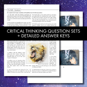 Science Fiction Unit, 2 Weeks of Sci Fi Short Story & Movie Analysis, Sci Fi Fun