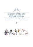 Grade 7/8 English - Science Fiction Writing Lesson Plan