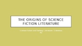 Science Fiction and Fantasy Lecture #30: Elements of Scien
