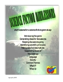 Science Fiction mini lessons for guided reading whole class