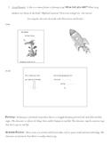 Science Fiction or Fantasy Fancy Folder Book Project