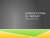 Science Fiction vs Fantasy