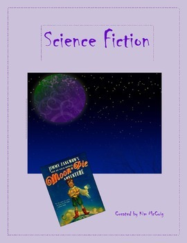 Science Fiction with Jimmy Zangwow's Out-of-This-World, Mo