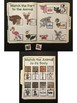 Science File Folder Activity ~ Animal Bodies