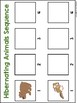 Science File Folder Activity ~ Hibernating Animals