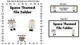 Science File Folder Games (BUNDLE)